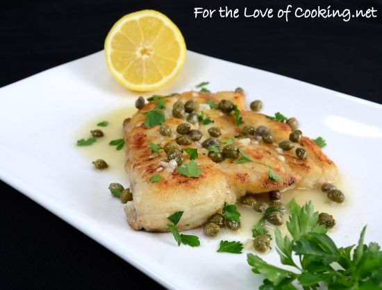 Best 25 lemon caper sauce ideas on pinterest lemon for Lemon butter caper sauce for fish