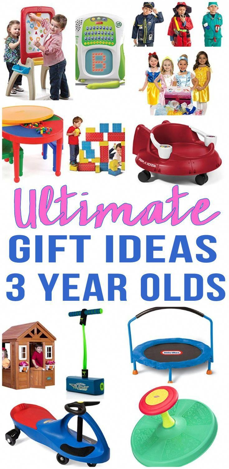 206ba5d5b4f3 BEST Gifts For 3 Year Olds! Top gift ideas that boys and girls will love!  Find presents that kids want - from educational toys to award winning toys  and ...