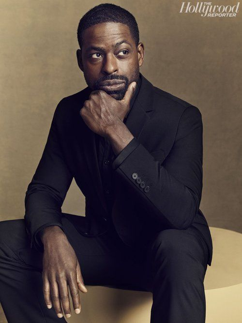Sterling K. Brown (Muse for Brian Stokely, King's Therapist. Warm but stern. Tries to balance King's want for privacy and his need for recovery. Serves as his sponsor during his treatment.) #TheFollow
