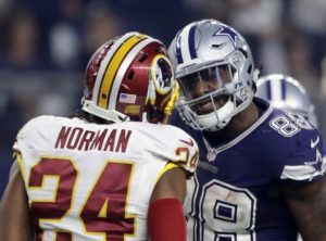 Dez Bryant blasts Josh Norman after Thanksgiving beef: 'He's extremely soft'