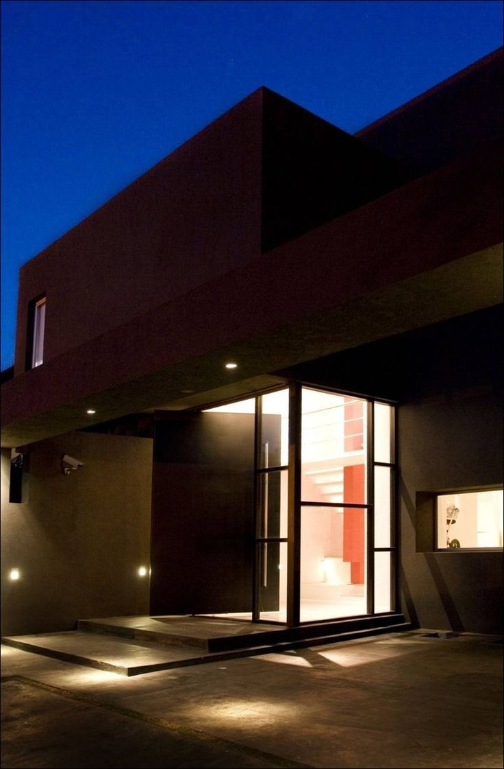 Черный дом от Андреса Реми