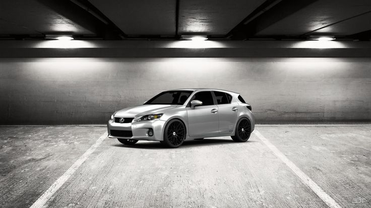 Checkout my tuning #Lexus #CT200h 2011 at 3DTuning #3dtuning #tuning