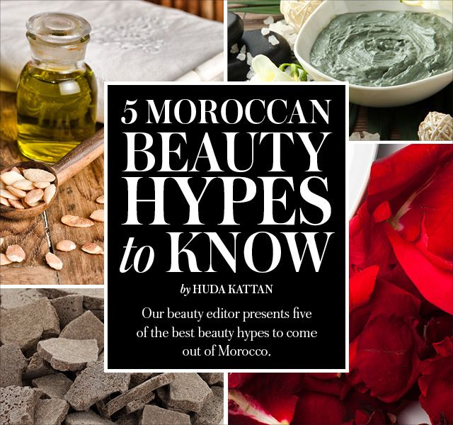 5 Moroccan Beauty Secrets To Try!