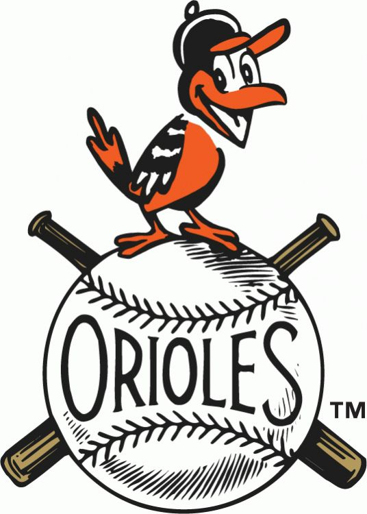 Baltimore Orioles (MLB), 1954-1964
