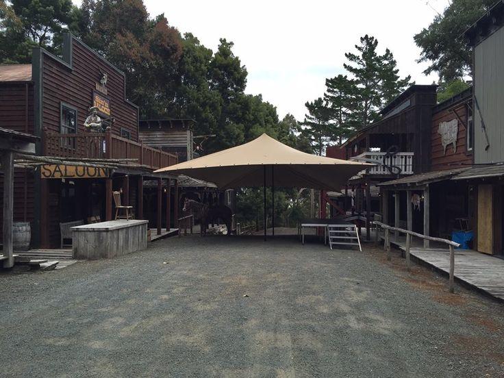 Gibbs Farm, Kaipara Coast - cover for a large VIP party at Gibbs 'Grief Village'. Spectacular spot! November 2015