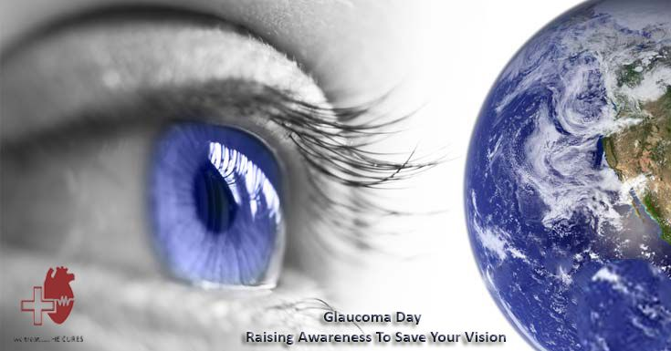 March 6 is being observed as #WorldGlaucomaDay. Nearly 2.2 million people are living with Glaucoma and only half of the population is aware about this disease.