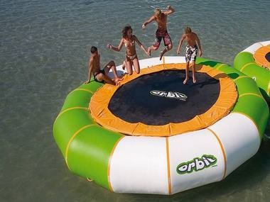 Commercial Cheap Inflatable Floating Trampolines For Sale 2015, Buy China Blow Up For Kids Wholesale