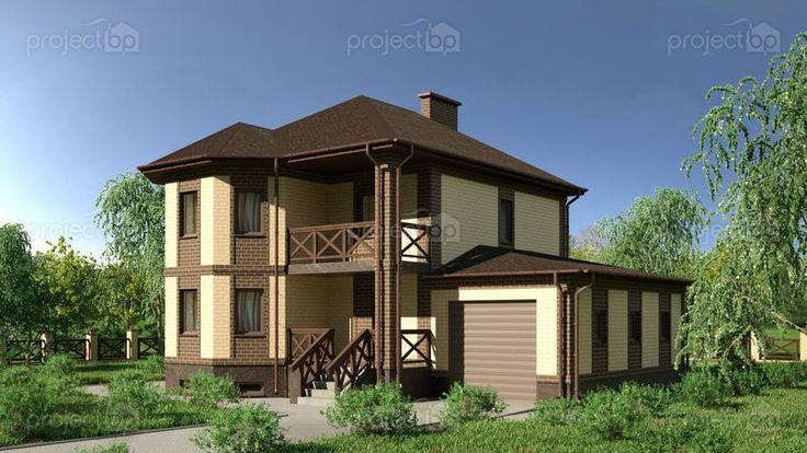 дом с шестиугольным балконом над террасой - Поиск в Google