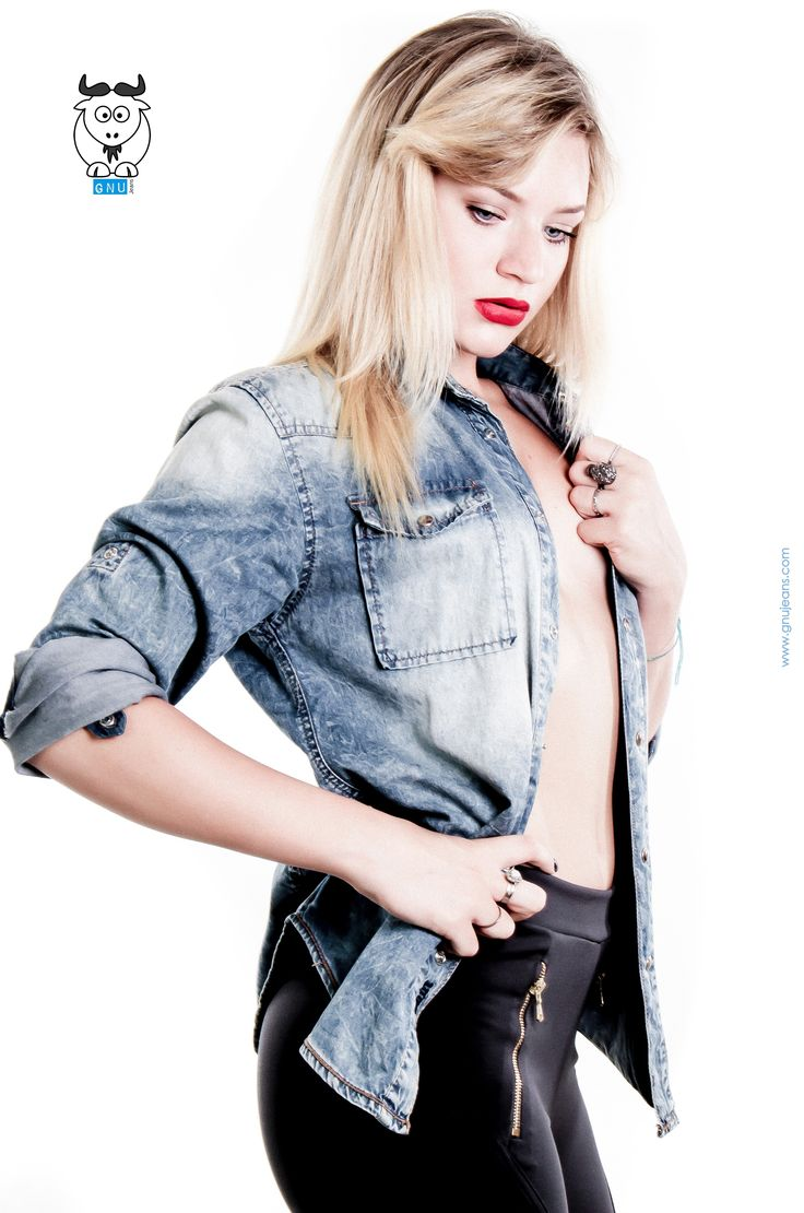 Produzione: www.officinacreativa.us         Brand: www.gnujeans.com             #jeans #fashion #girls