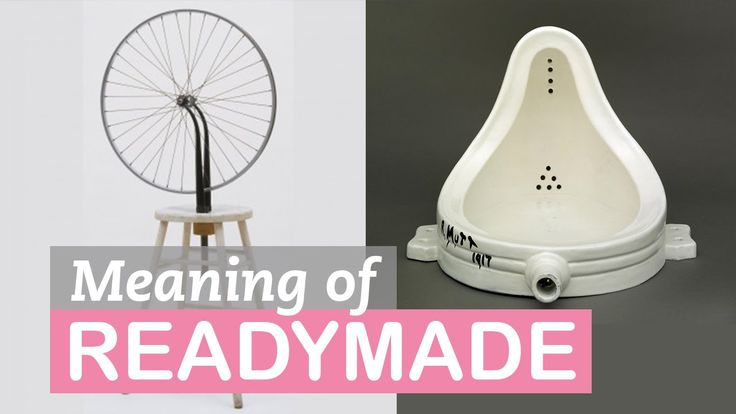 The Meaning of Readymade | Art Terms | LittleArtTalks  Why are Readymades considered works of art? Let's talk about it!