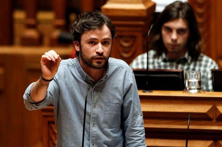 José Soeiro, deputado do BE e um dos autores da proposta - TRABALHO Dois em cada 10 portugueses já trabalham por turnos e vão ser mais