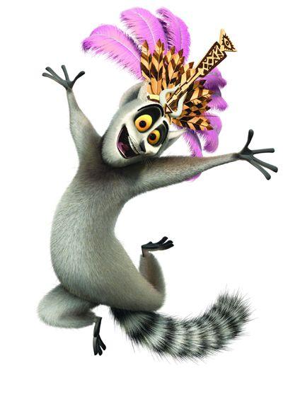 ... circo: novas fotos e clipe inédito de Madagascar 3 – Revista Monet