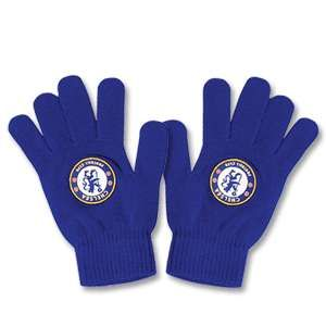 chelsea winter gloves navy Chelsea London Official Merchandise Available at www.itsmatchday.com