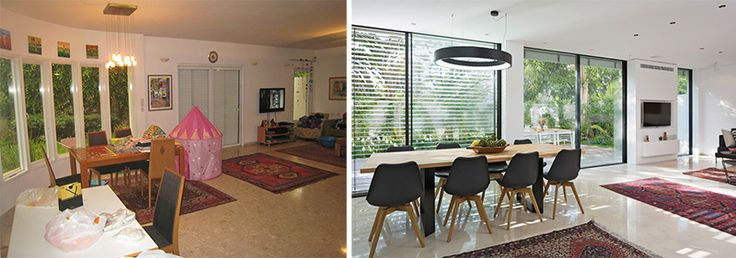 Before And After – A Contemporary Update For A 1980s House