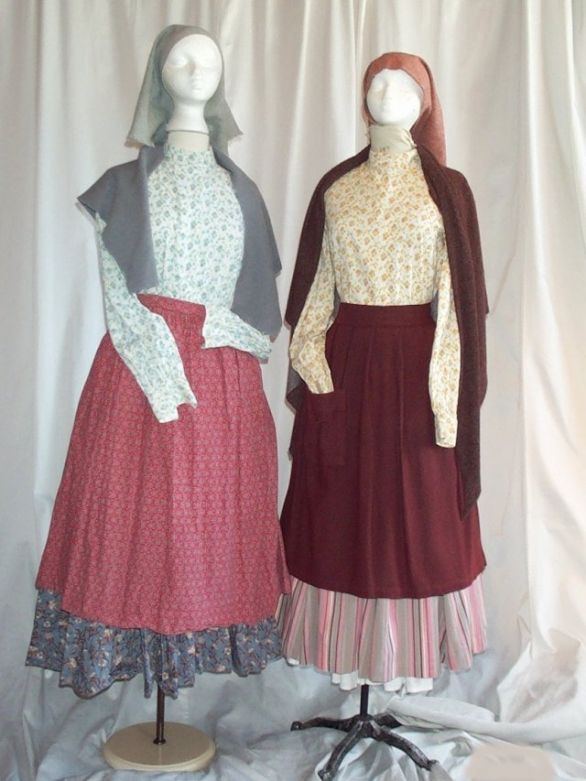 WOMEN 1/2/3 |Fiddler On the Roof Costumes | Fiddler on the Roof Costumes from Theatrix Costume House