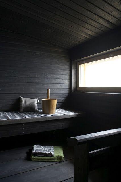 NuBuiten inspiratie // Sauna // Bekijk ons nieuwe assortiment sauna's op http://nubuiten.nl/sauna-eupin.html