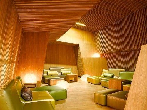 Thermalbad Zürich Umwandlung einer Brauerei in ein Spa luxuriöse design