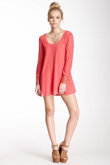 Hi-Lo Tunic Dress by Meghan Fabulous on @HauteLook