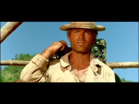 My Name is Nobody composed by Ennio Morricone
