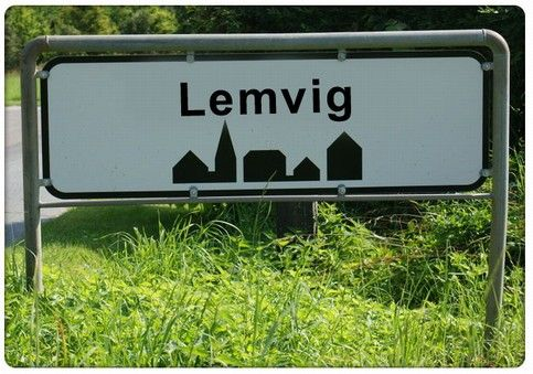 Lemvig sign