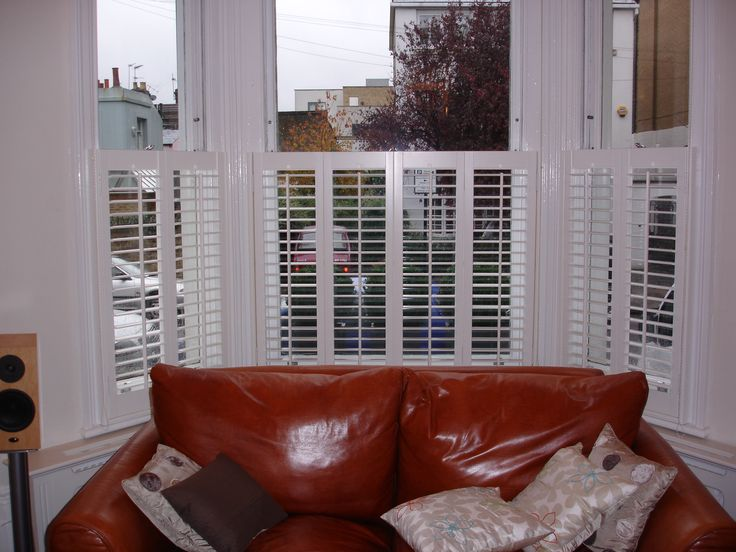 Cafe Style #Shutters after, open.