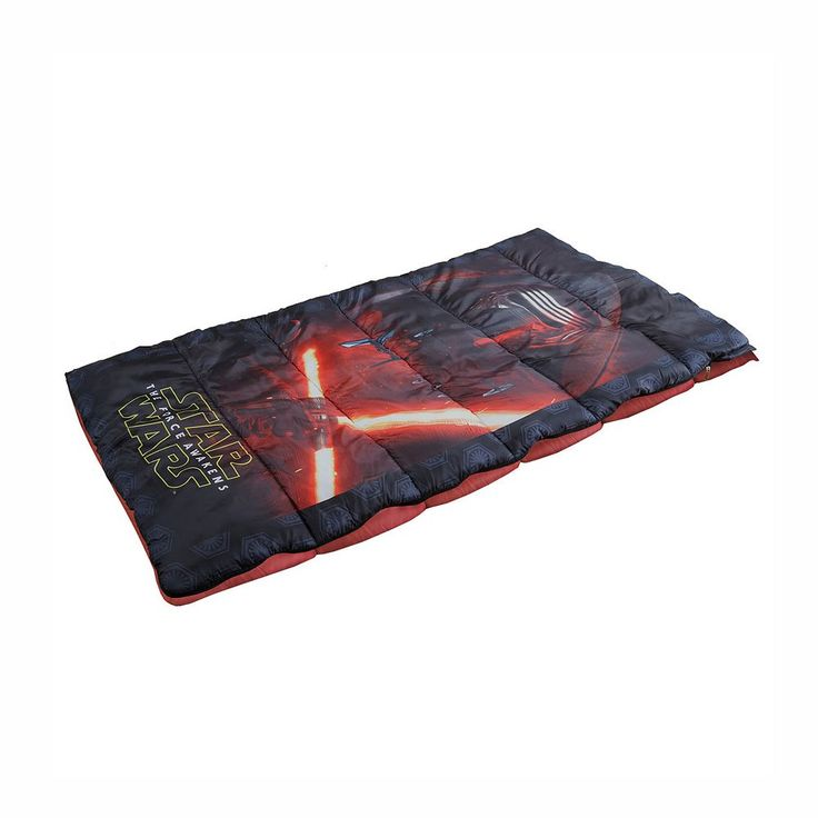 Star Wars: Episode VII The Force Awakens Sleeping Bag, Multicolor