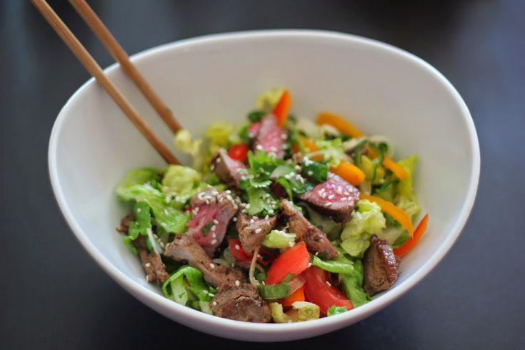 Matlyst!: Thai biffsalat