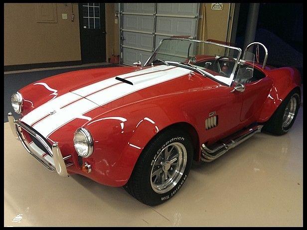 1967 Shelby Cobra Replica | Mecum Auctions