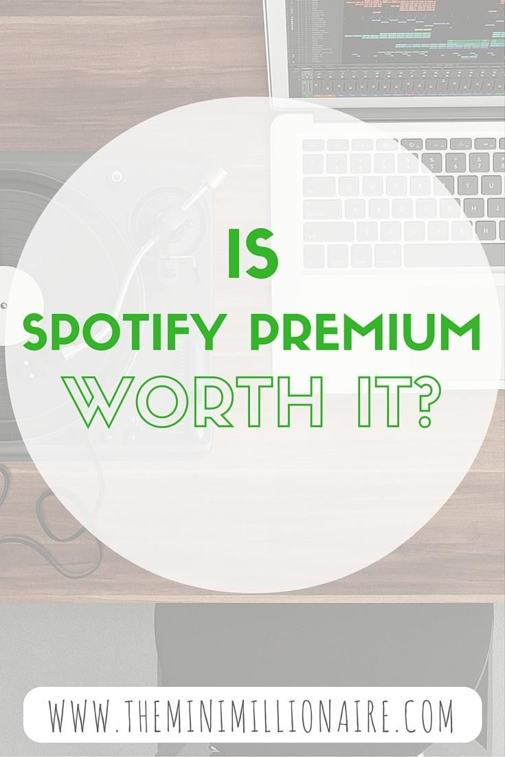 The music streaming service Spotify is pretty awesome. It allows you to have a huge catalogue of music with you wherever you go. It's therefore easy to see why you might be tempted to upgrade to Spotify Premium, but is it worth it?