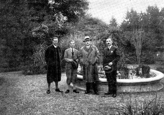NYME Botanikus Kert: Régi képek a Botanikus Kertről