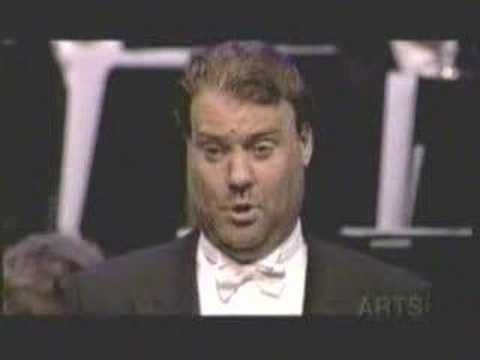 How to Handle a Woman --  Camelot --  Bryn Terfel