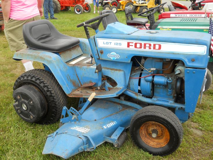 63 best images about lawn mowers very small tractors on