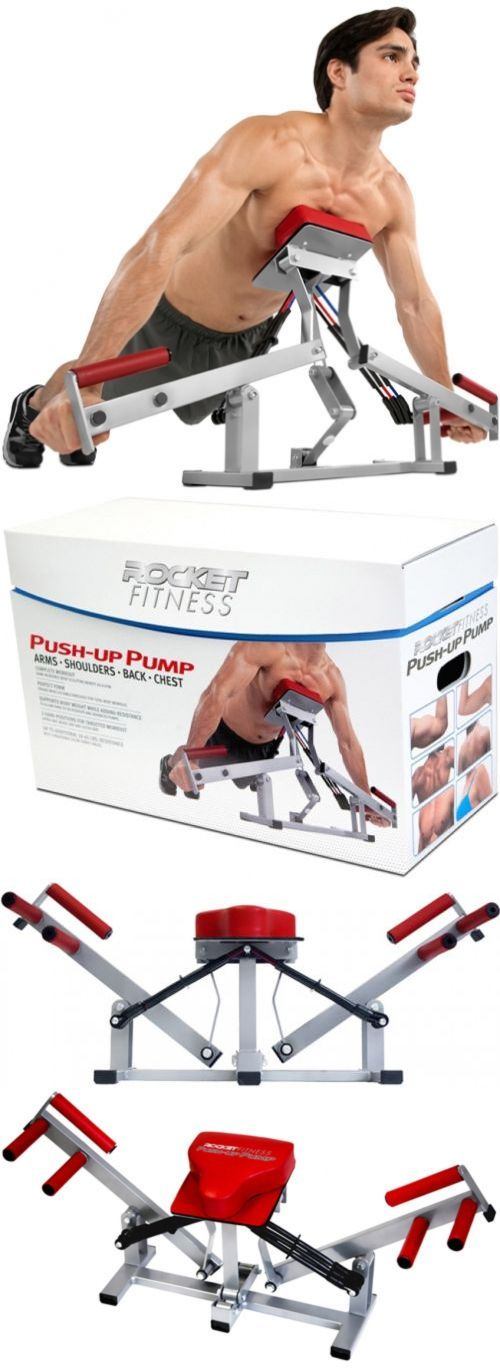 Push Up Stands 158925: Push Up Pump Muscle Toner Home Gyms Workout Station Great Core Strength Fit Rock -> BUY IT NOW ONLY: $81.94 on eBay!