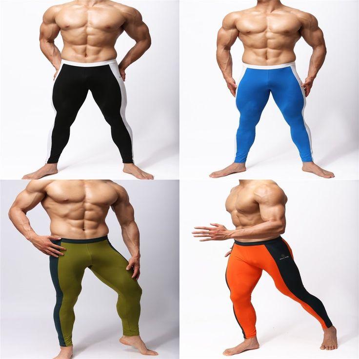 Calça Legging Térmica Compressão Masculina Importada