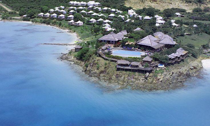 Cocobay Resort Antigua Aerial View
