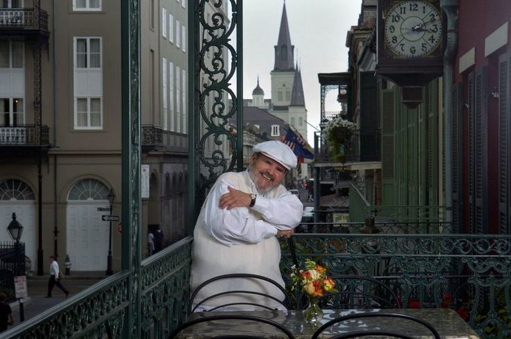The Cajun chef did more than put New Orleans on the map. He remade the chef profession.