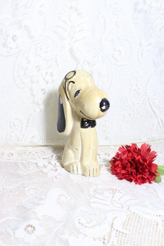 Vintage Snoopy Dog 1960/'s  Snoopy Dog Ornament Snoopy dog
