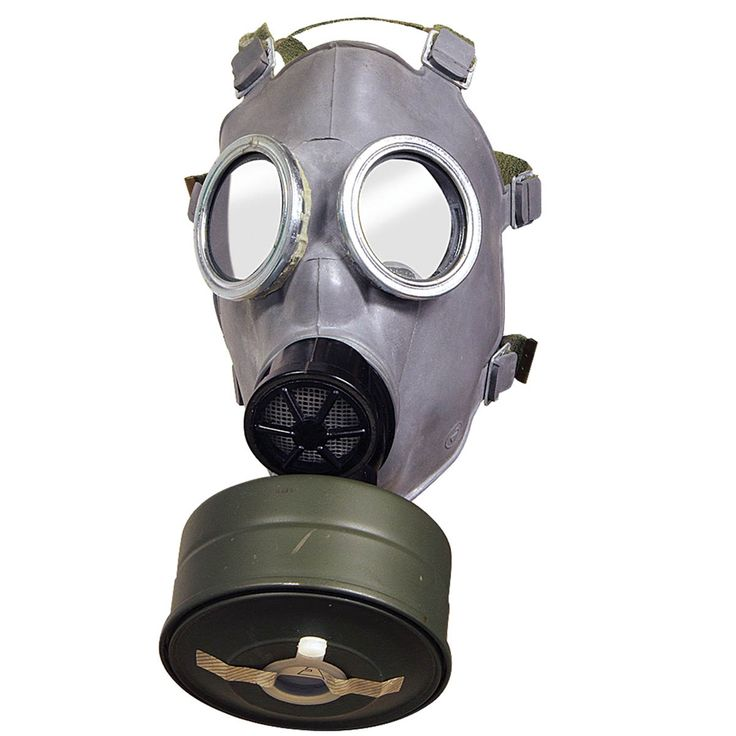 Each MC-1 gas mask is an authentic piece of Polish military surplus. These gas masks were once standard-issue designed for and used by members of the Polish land forces, which is one of the four service branches of the Sily Zbrojne Rzeczypospolitej Polskiej. Highly sought after by collectors due to their unique style which includes circular glass eyepieces and a speech diaphragm.GEt these from military surplus online store. #militarymask #military surplus