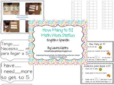 Mrs. Castro's Class: Bilingual Classroom