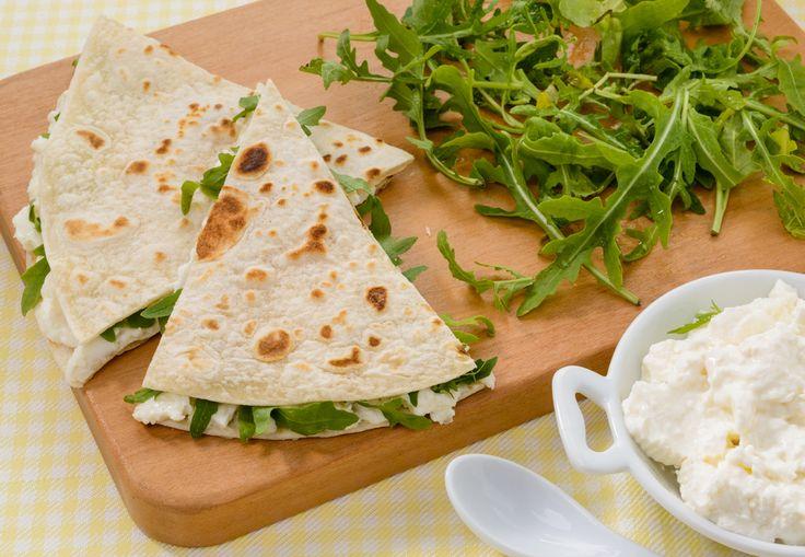 Torta al testo umbra: la ricetta tradizionale con pasta madre o lievito di birra
