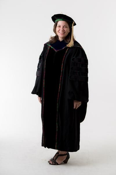 CMU Doctoral Regalia -  Finest-quality PhD gowns at affordable prices. Walk with pride and style with PhinisheD Gown!
