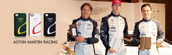 www.oh-box.com the authorized global sales agent of DCI Mobile Ltd ——Official Partner of Aston Martin Racing