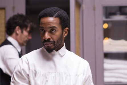 Andre Holland in The Knick