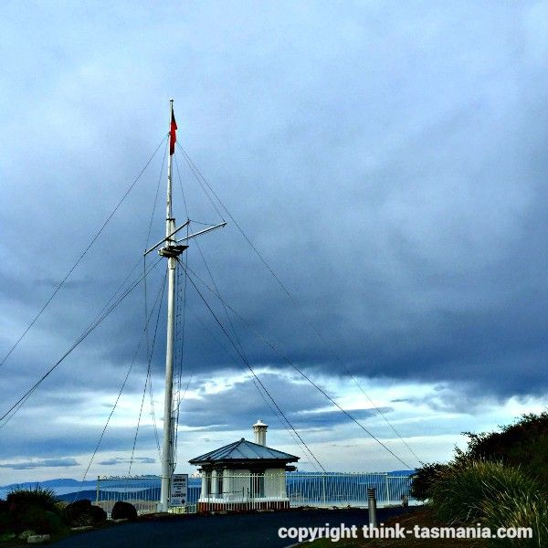 Mount Nelson Lookout and Heritage Signal Station #Hobart #Tasmania ~ article and photo for think-tasmania.com
