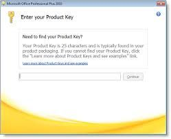 When you install Office 2010, you'll be prompted to enter a 25-character product key.    Office Came in a Box: If Office came in a box, card, or disc, look for the product key on the card or on the packaging that came with Office.  If the product key isn't there, read the instructions on the package. You might be directed to go to Office.com/getkey to get your product key.   #microsoft applications #Microsoft Office 2010 Product Key #microsoft office 365 #Microsoft O