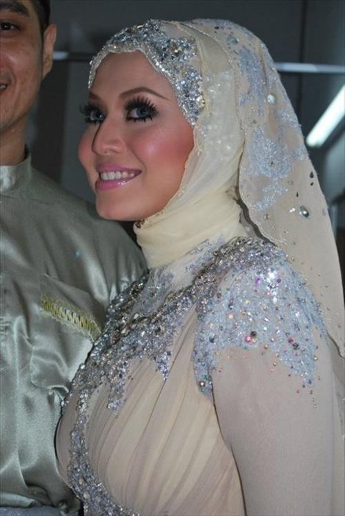 Hijab Tutorials for your Wedding