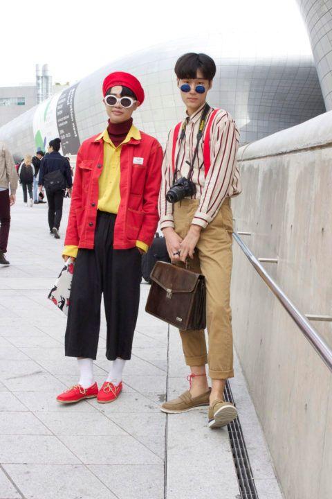 Seoul Fashion Week Spring 2017