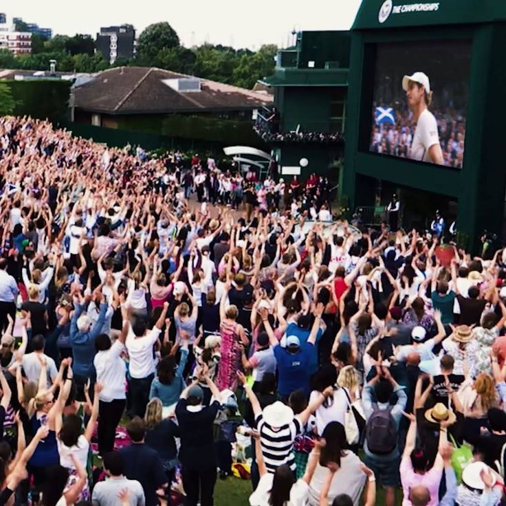 If you can't get tickets to Wimbledon's Centre Court, watch from Henman Hill. If you can't get to Henman Hill, ESPN has you covered from start to finish.