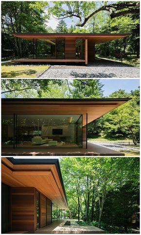 In der Yokouchi Residence haben die in Tokio ansässigen Architekten Kidosaki Architects …