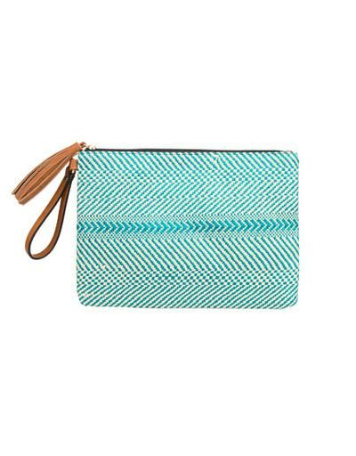 MALA ENVELOPE POMPOM - LEFTIES Portugal #covetme